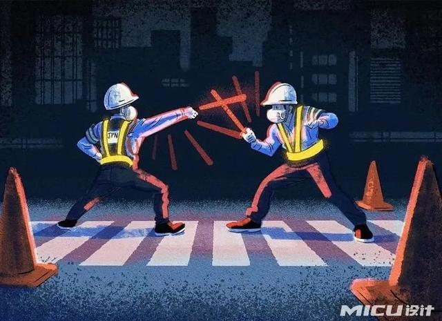这才称得上奥运宣传插画